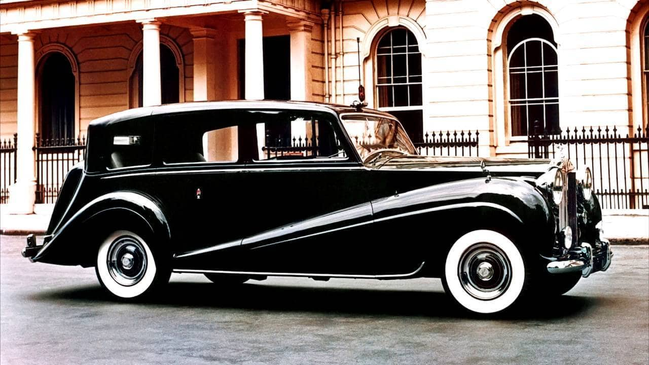 Rolls-Royce and the Spirit of Ecstasy