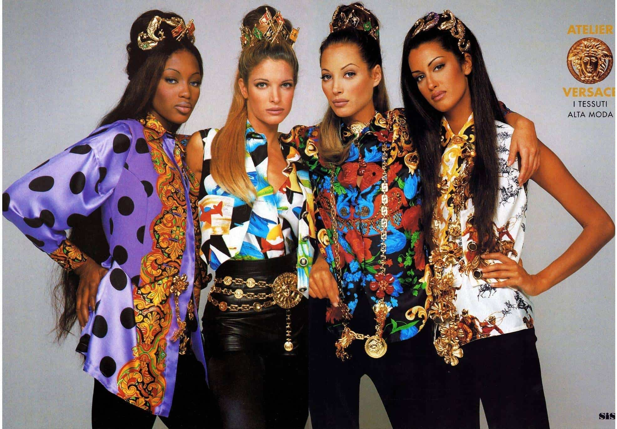 Versace – Iconic Luxury