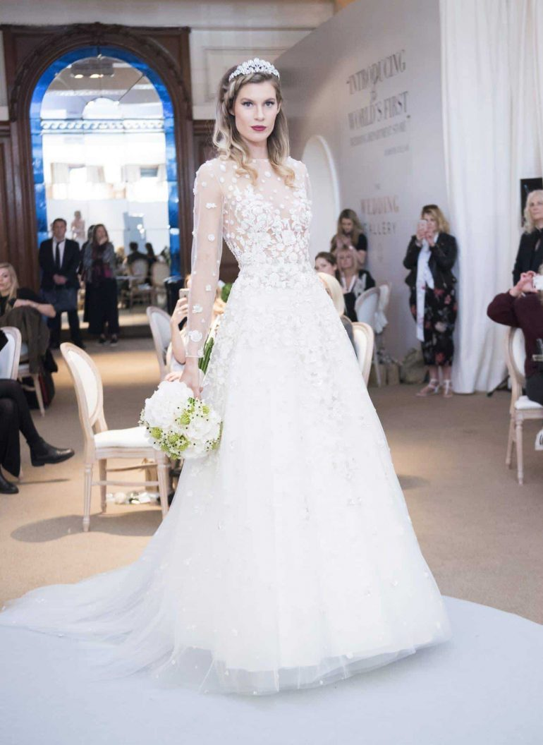 Top designers showcase at the first Luxury Wedding Fair