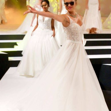 Future Trends at The Harrogate Bridal Show 2017