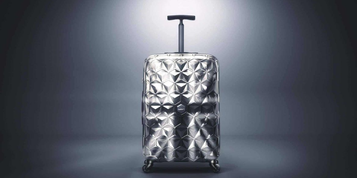 The Antler Atom – not your average suitcase