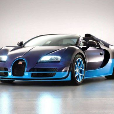 Bugatti's journey to the top