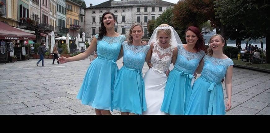 Bridesmaid - Luxury Wedding Gallery