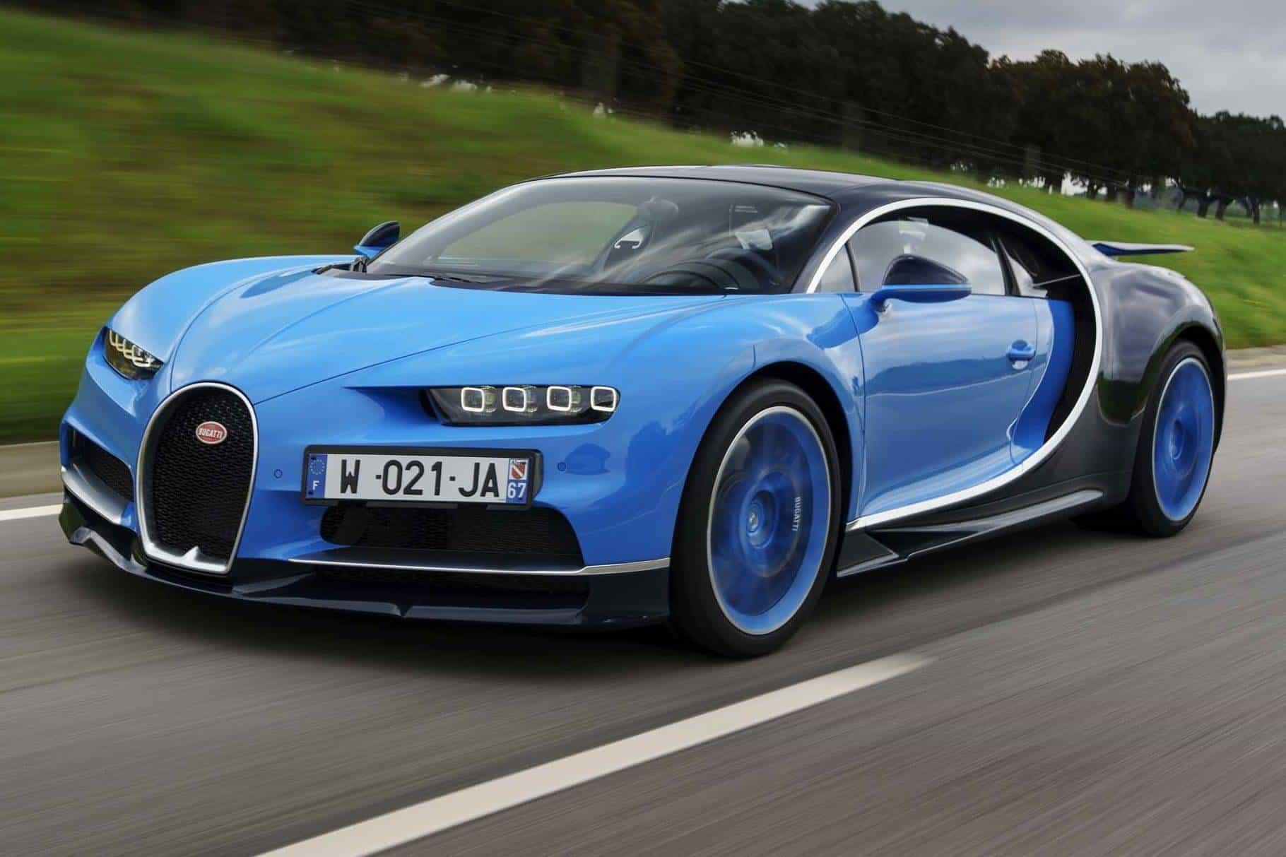 Bugatti's journey to the top