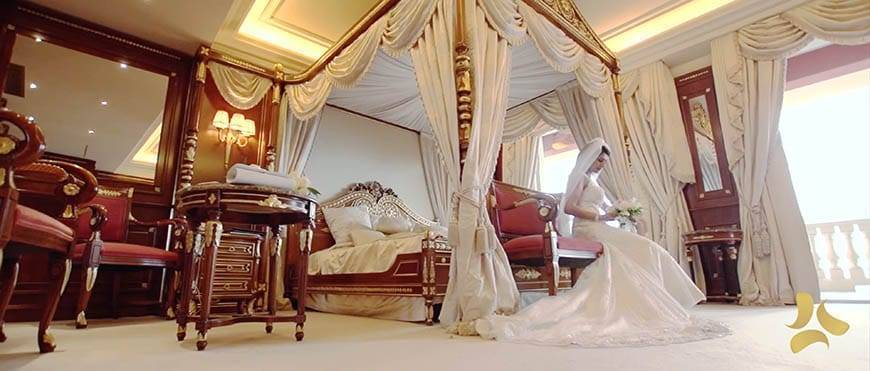 Dream Room - Luxury Wedding Gallery