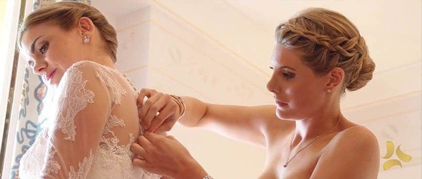 Dressing - Luxury Wedding Gallery