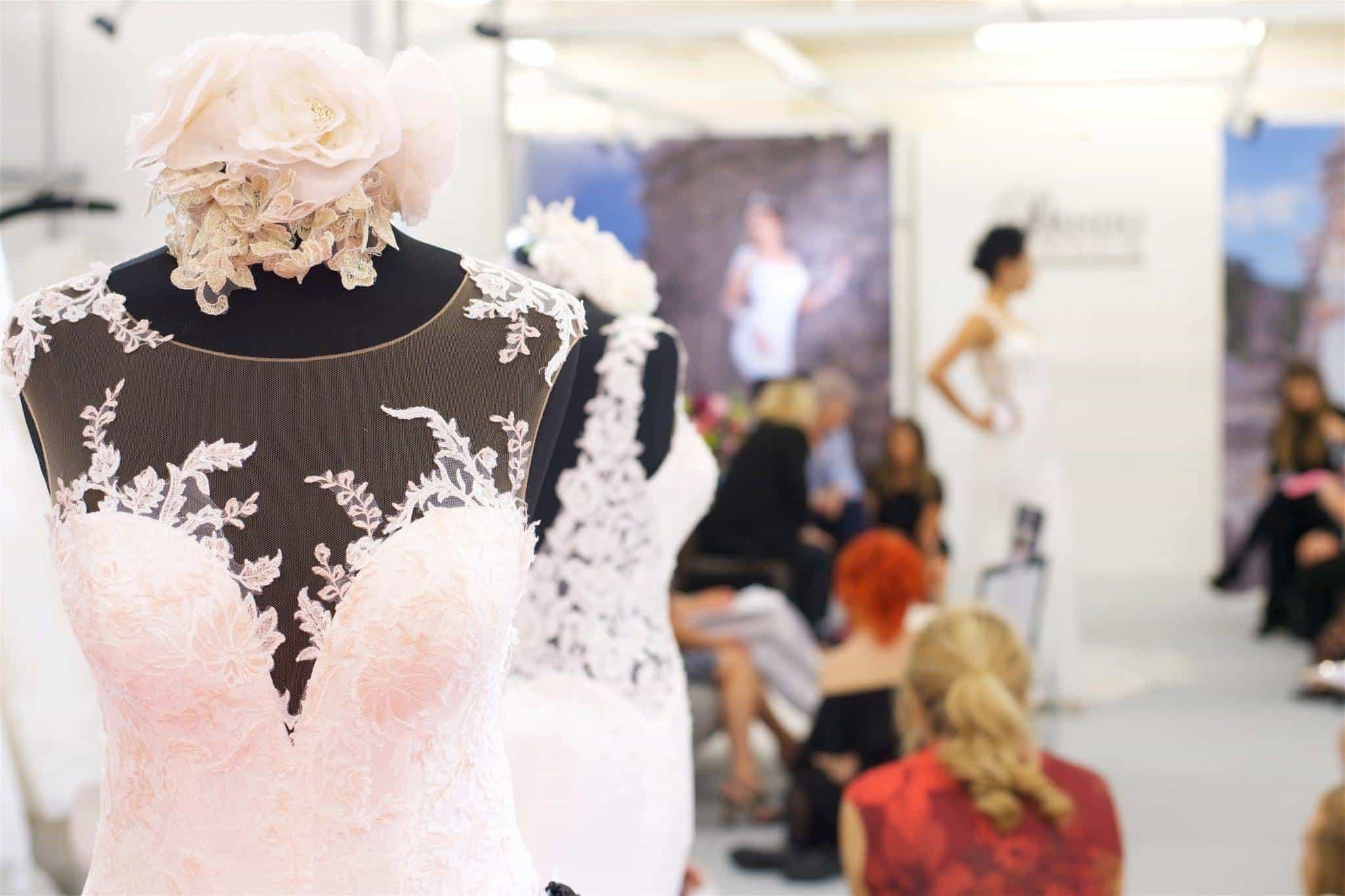 Future Trends at Harrogate Bridal Show 2017