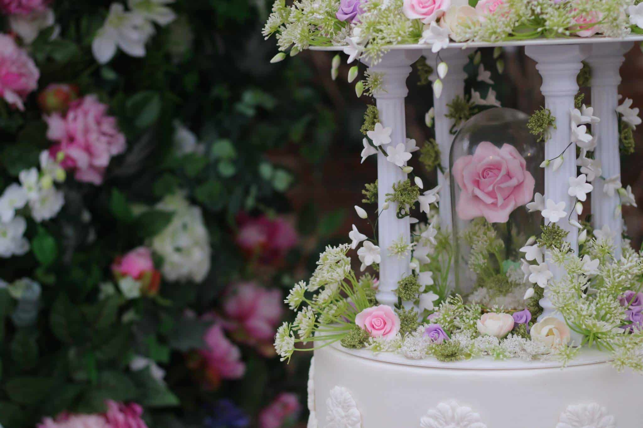 Botanical Bliss with Tees Bakery