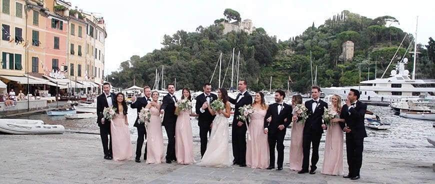 In Portofino - Luxury Wedding Gallery