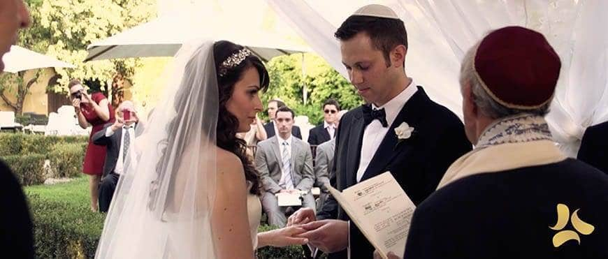 Jewish wedding - Luxury Wedding Gallery