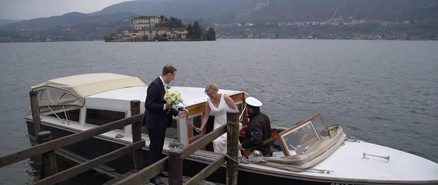 Lake Orta - Luxury Wedding Gallery