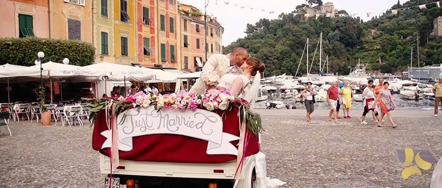Portofino - Luxury Wedding Gallery