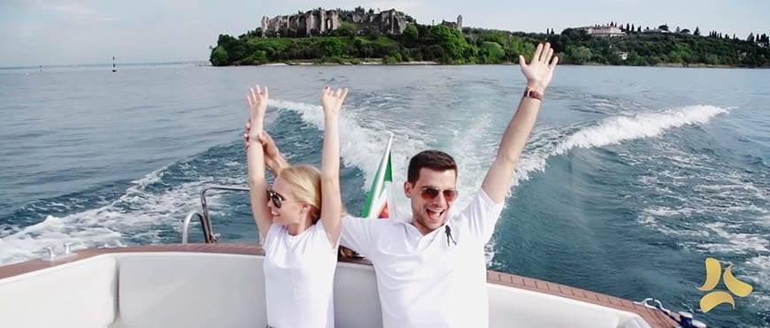 Sirmione Lake Garda - Luxury Wedding Gallery
