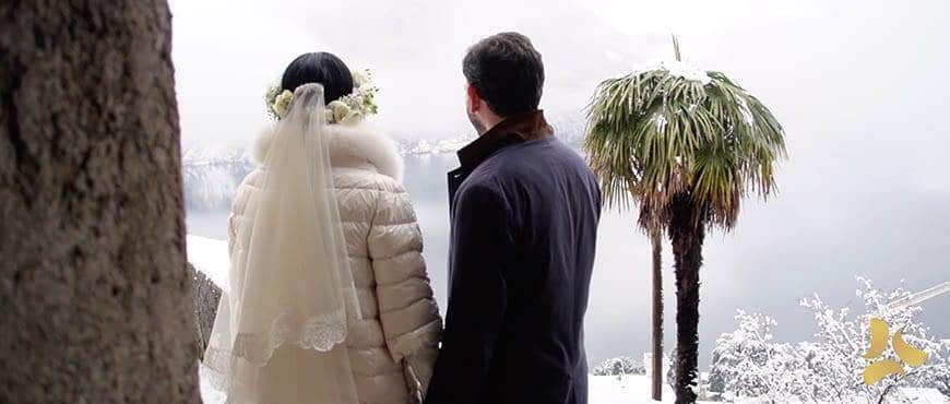 Winter wedding - Luxury Wedding Gallery