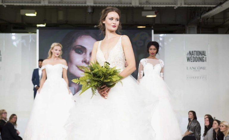 Fabulous first day at The National Wedding Show 2017