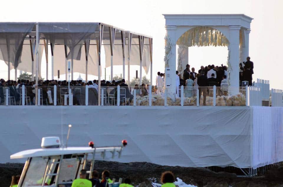 A lavish occasion in Puglia