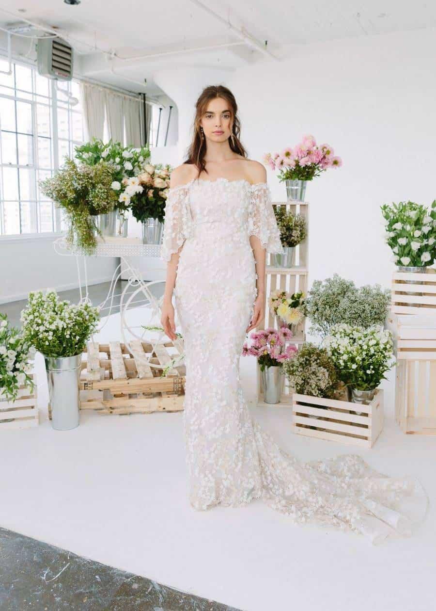 New York Bridal Fashion Week 2017