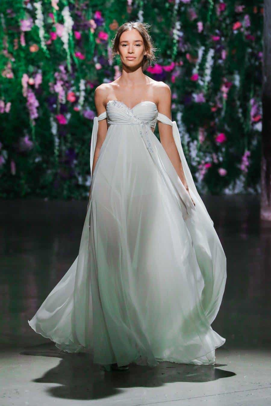 New york bridal fashion week 2017 wedding blog for New york wedding dresses online