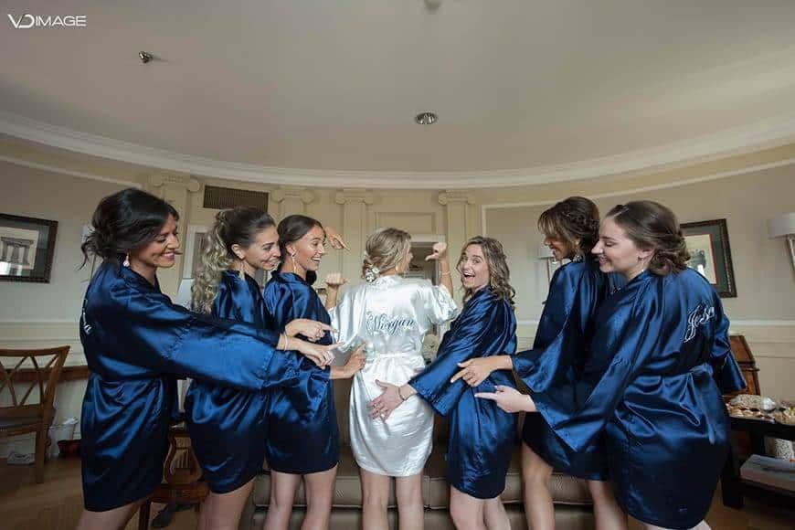 Bridal party - Luxury Wedding Gallery