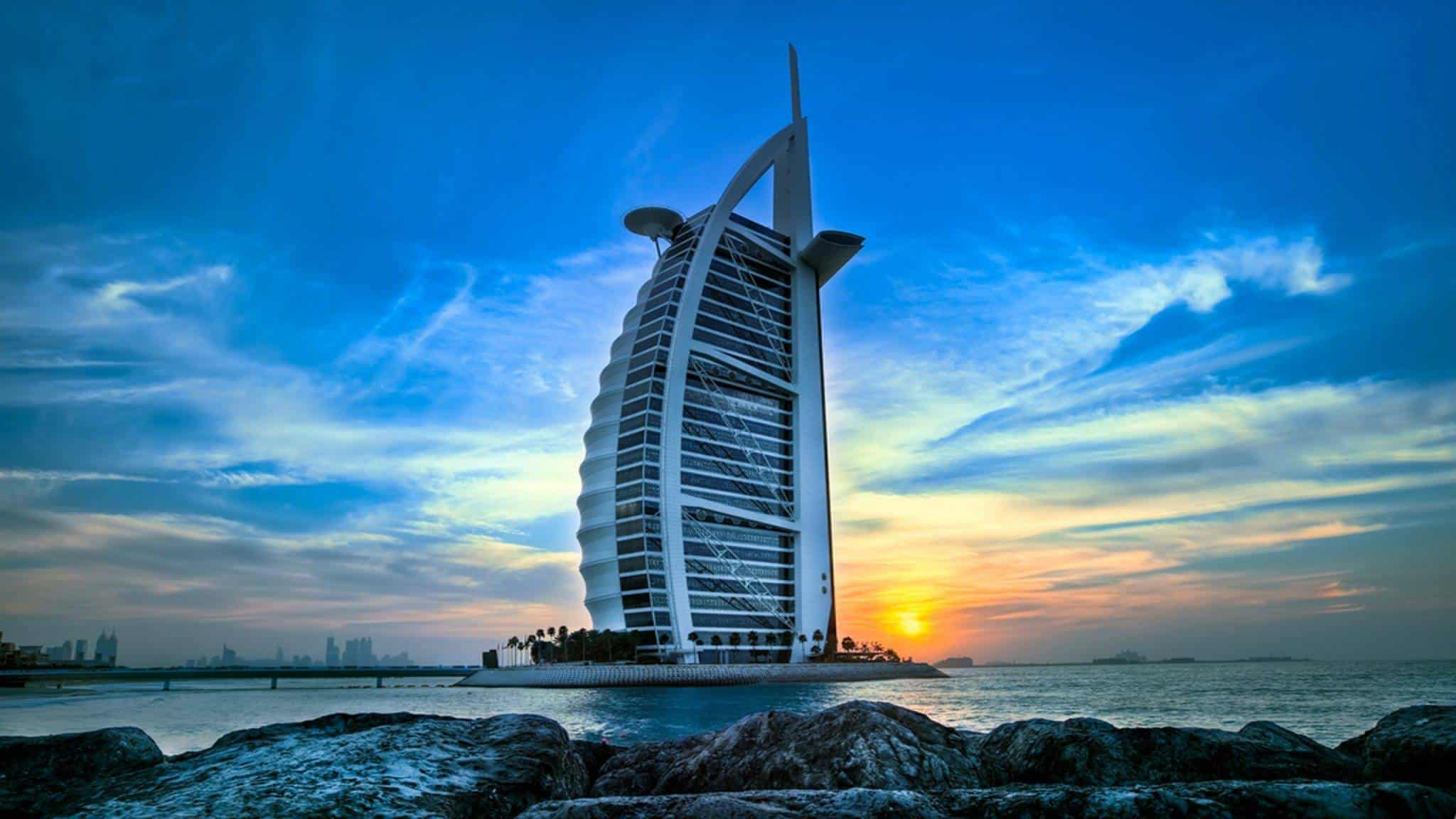 Dubai - the city of rich extravagance