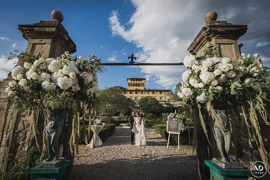 Florence 1 - Luxury Wedding Gallery