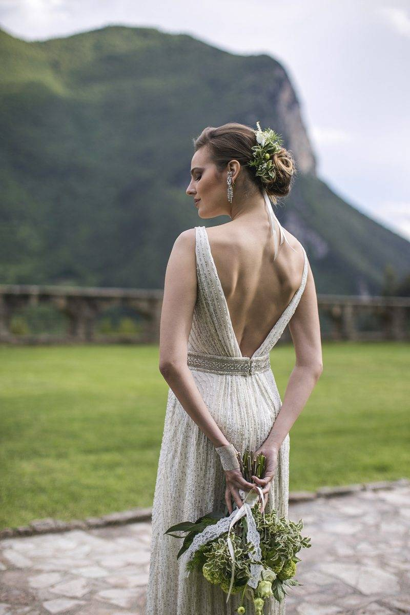 Greenery Chic in Stunning Umbria