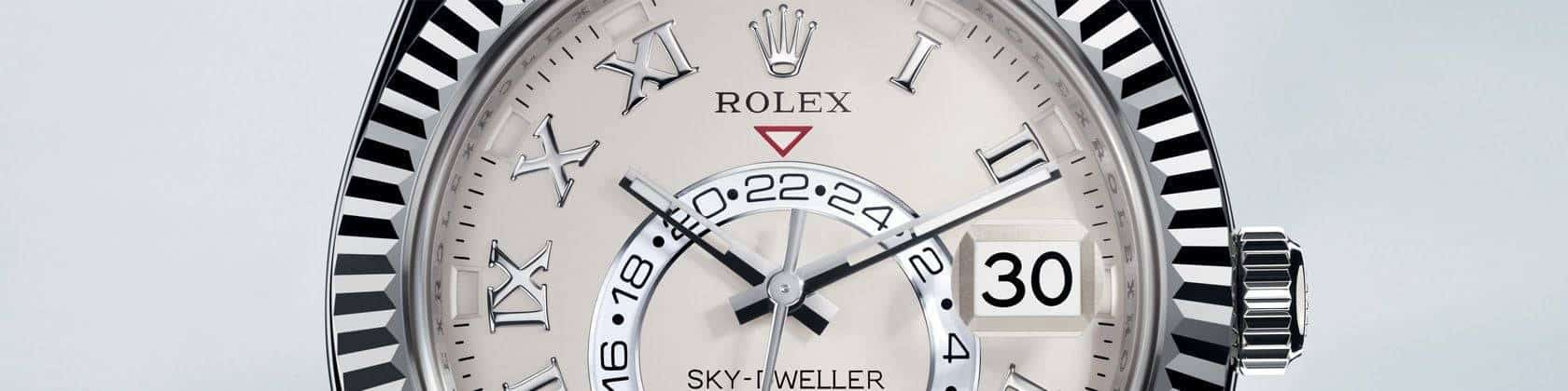 Rolex - exquisite clockwork