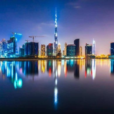 Dubai – the city of rich extravagance