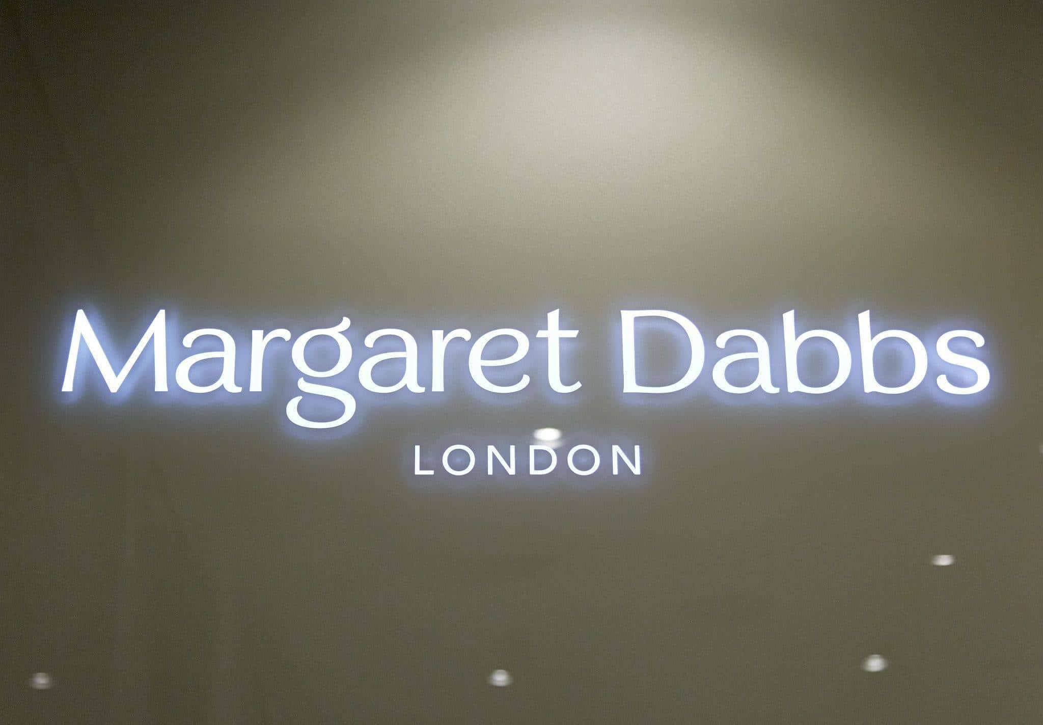 A divine treatment at Margaret Dabbs