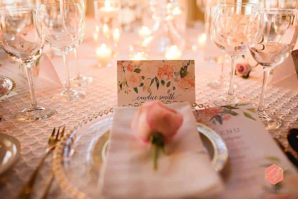 Pretty Pink Styled Shoot
