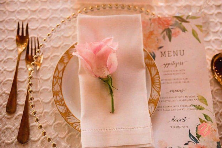Pretty Pink Wedding Styled Shoot