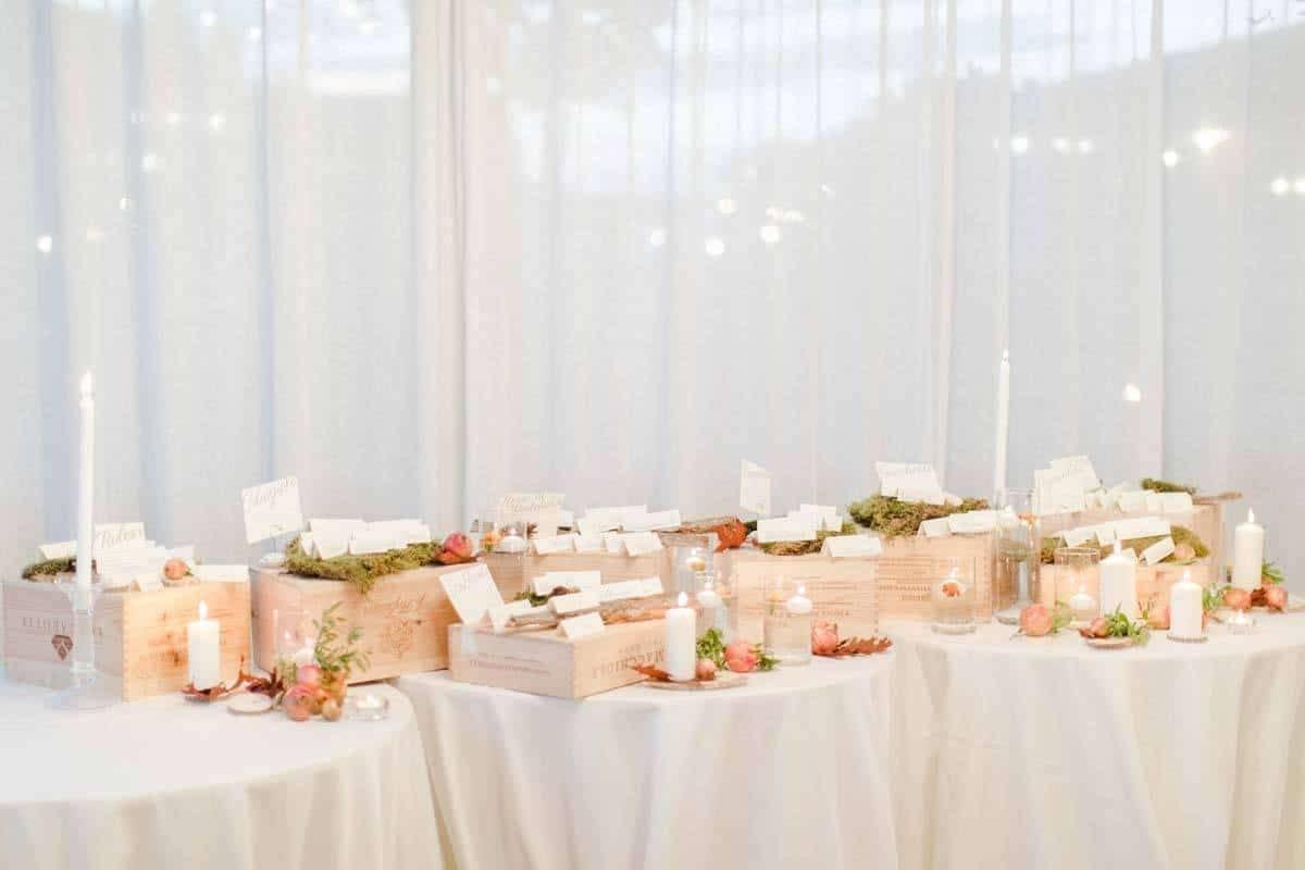 Reception Decor 28 - Luxury Wedding Gallery