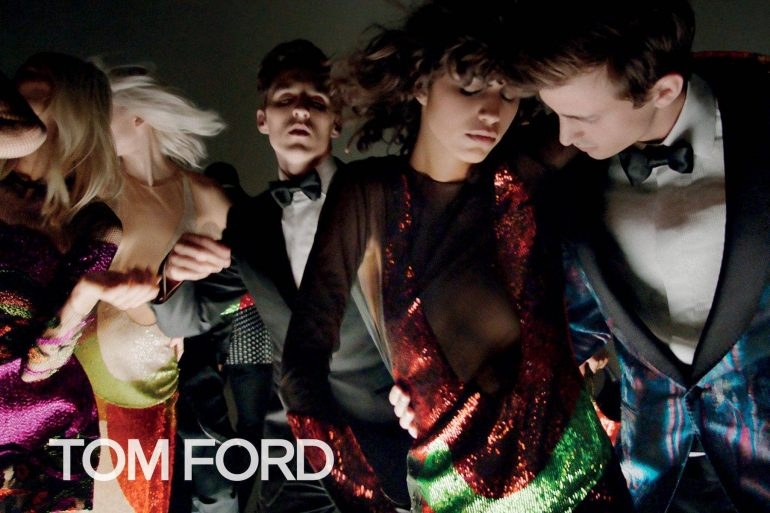 Tom Ford – Sophisticated style icon