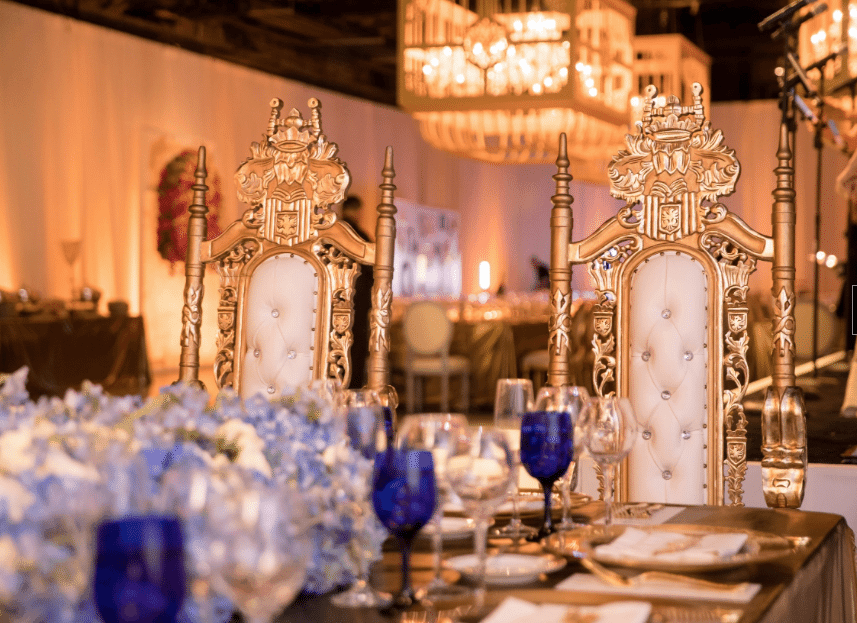 Serena and Alexis' New Orleans Fairytale ball
