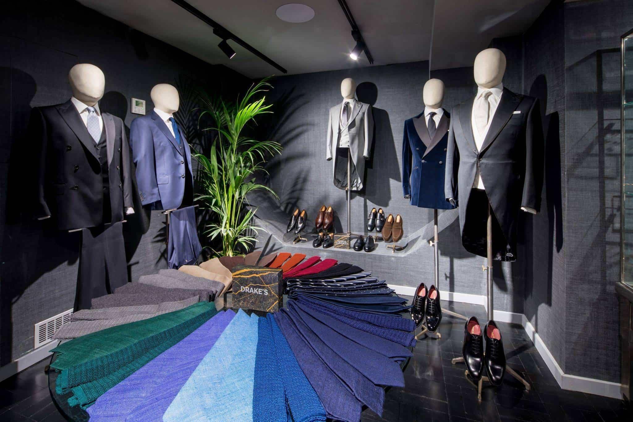 The Wedding Gallery Menswear