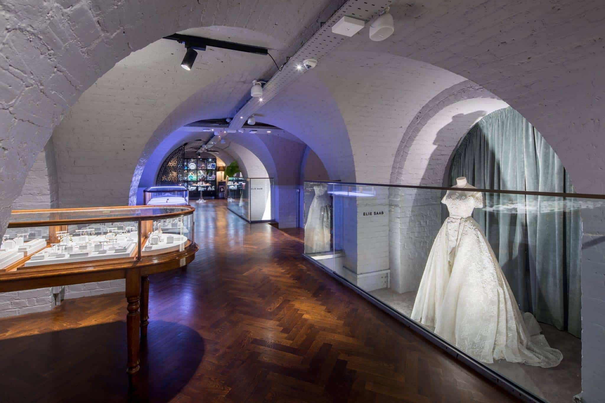 The Wedding Gallery Mezzanine