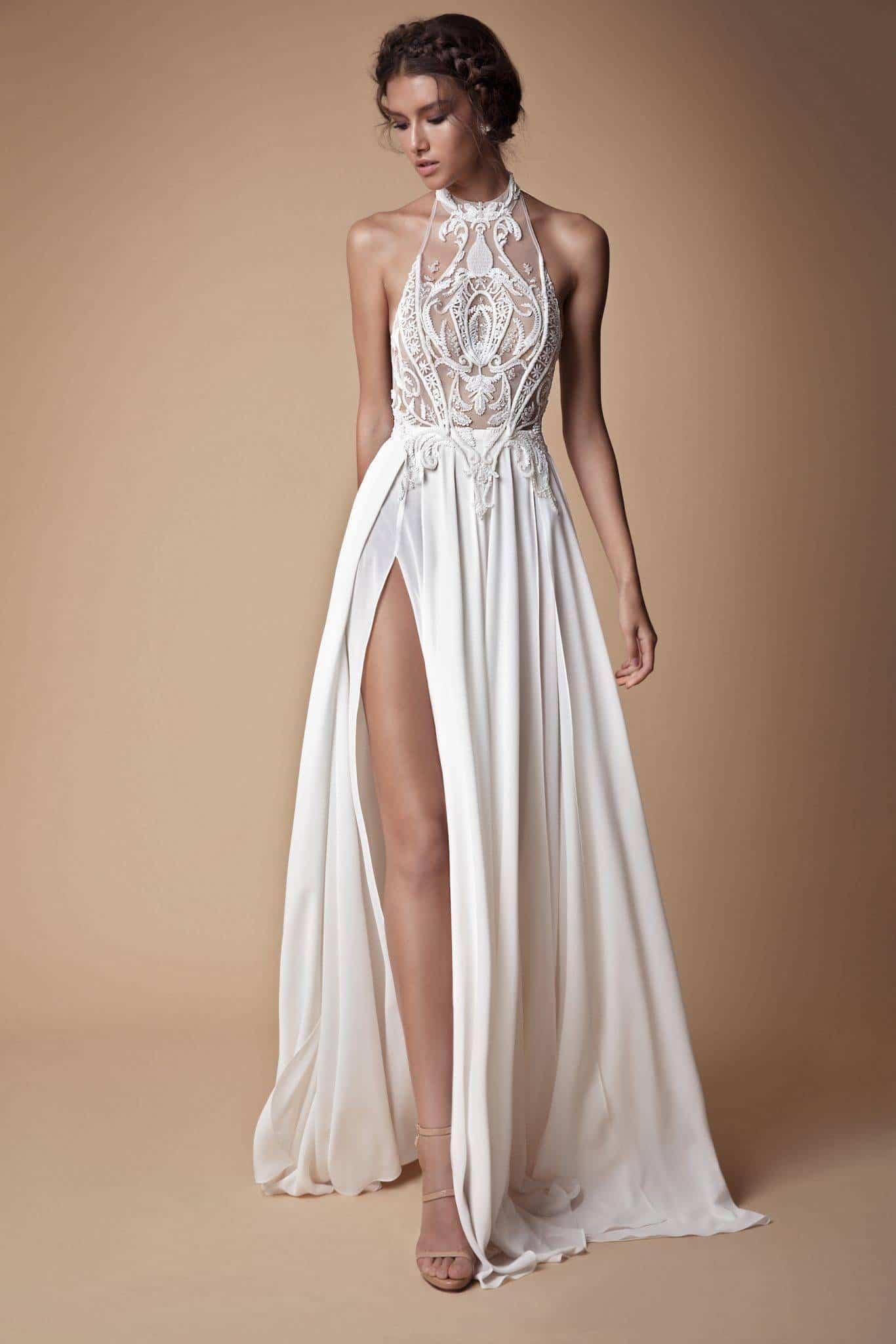 foto Daring Yet Feminine Wedding Dress Collection By Makany Marta
