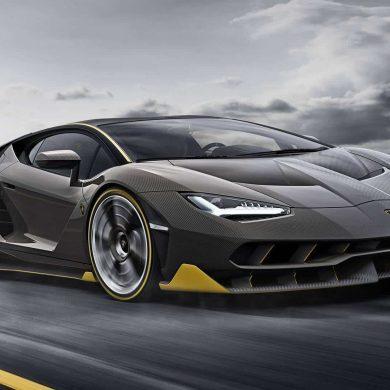 Lamborghini – the raging bull