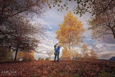 Autumnal Engagement Shoots