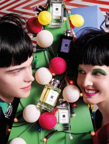 A Jo Malone Crazy Colourful Christmas breakfast