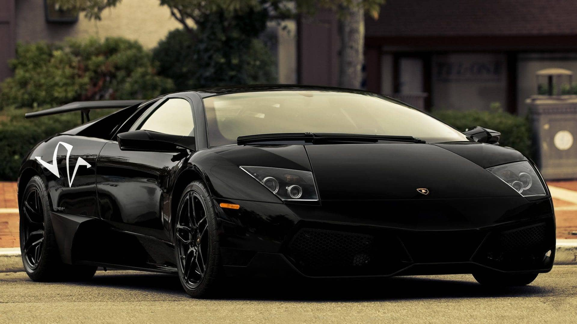 Lamborghini - the raging bull