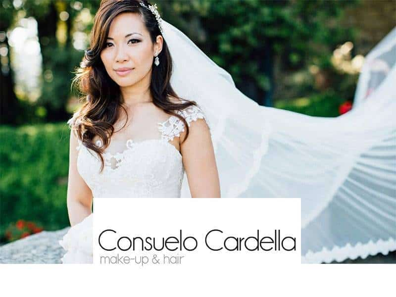 Consuelo Makeup And Hair