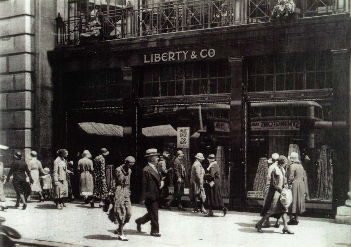 Liberty London's Eastern Promise