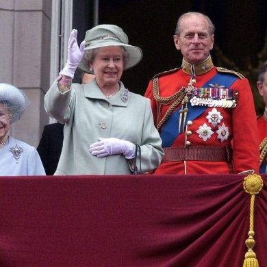 What makes a happy marriage? Ask the Queen