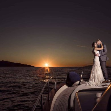 Eloping to Sorrento with Sophisticated Weddings
