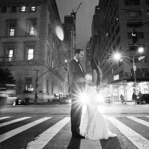 A Grand New York City Wedding