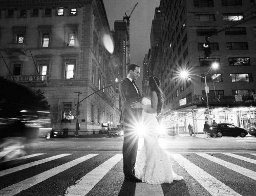 A Grand New York City Wedding