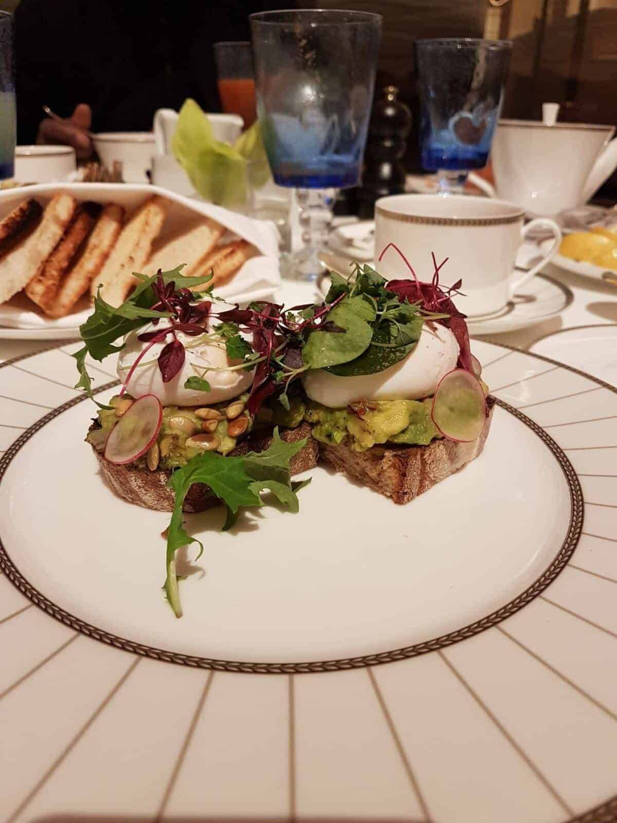 Review: Ten Trinity Square London