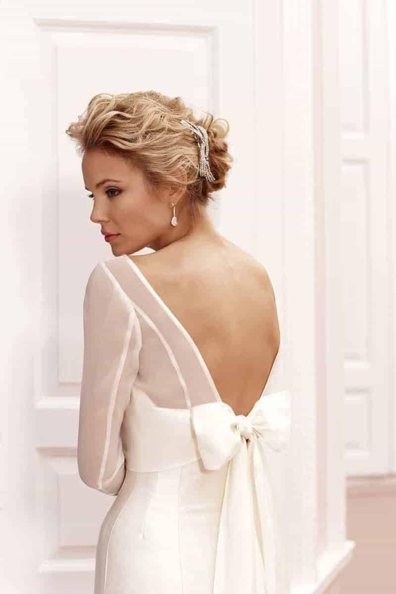 Sassi Holford 2014 Signature Catrina Georgina Jacket copy - Luxury Wedding Gallery