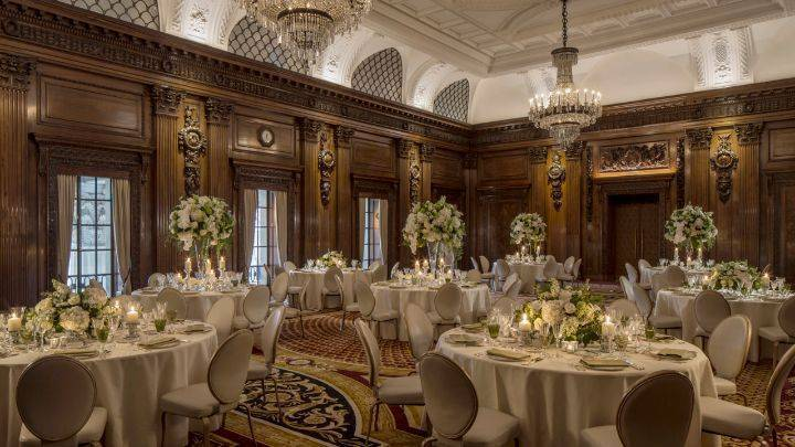 Weddings at the Four Seasons - Ten Trinity Square London